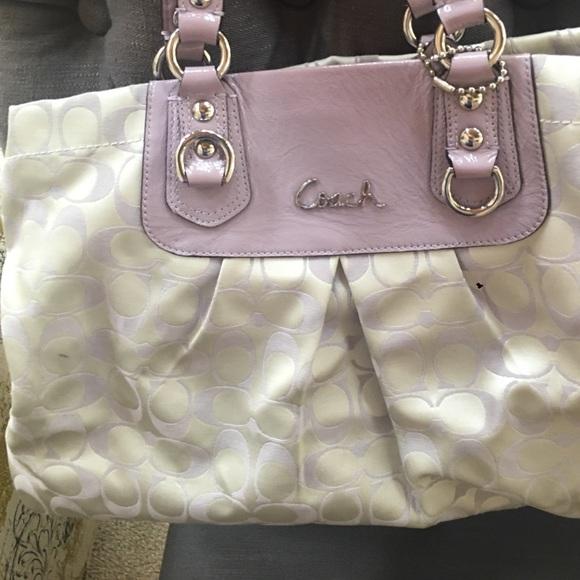 Coach Handbags - Handbag with matching wallet
